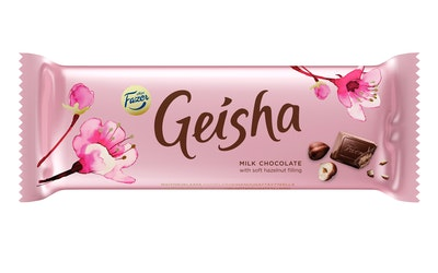 Geisha suklaalevy 100g