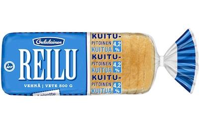 Oululainen Reilu Vehnä 500 g vehnäleipä