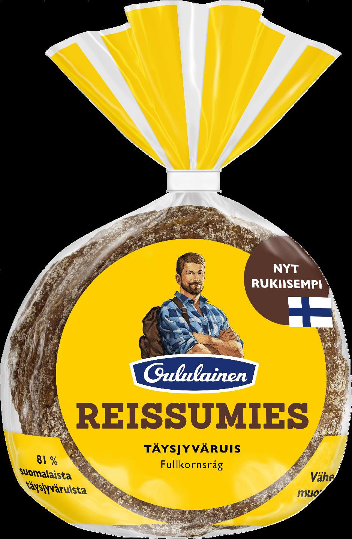 Oululainen Reissumies