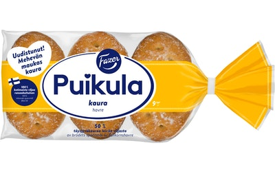 Fazer Puikula Kaura 9 kpl/550 g