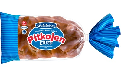 Oululainen Pitkojen pitko vehnäpitko 300 g