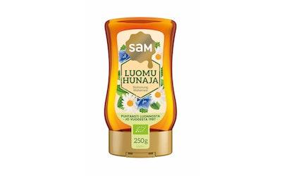 SAM juokseva hunaja 250g luomu