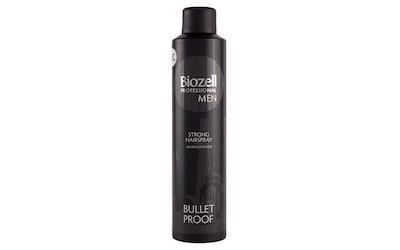 Biozell Professional Men 300ml Bullet Proof Hiuskiinne vahva pito