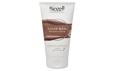 Biozell Color Mask sävyte 150ml Frozen Mocha hoitava hiussävyte