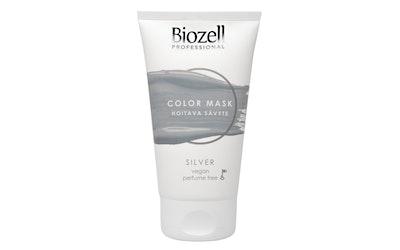 Biozell Color Mask sävyte 150ml Silver hoitava hiussävyte
