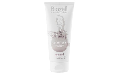 Biozell Professional Color Tech hoitava sävyte 200ml Pearl