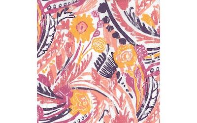 Havi's lautasliina 24cm 20kpl Protea punainen