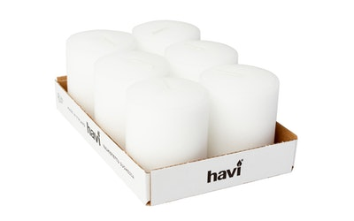 Havi Havu-hautalyhdyn refill 6-pack