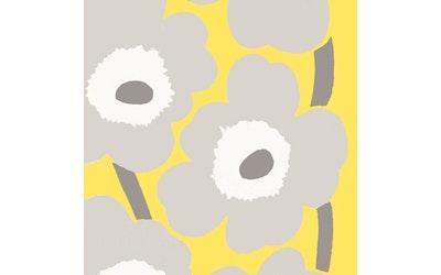 Marimekko Unikko keltaharmaa 33 cm