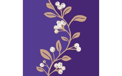 Havi lautasliina 33cm 20kpl Pihla lila