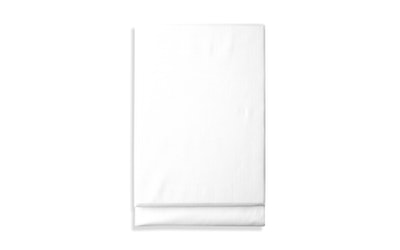 Finlayson muotoon ommeltu aluslakana 90 x 200 + 25 cm valkoinen