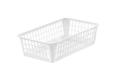 Smart Store Basic kori S valkoinen