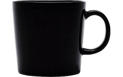 Teema muki 0,3 l musta