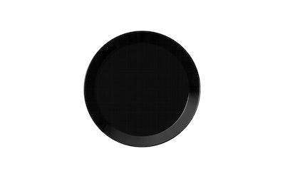 Iittala Teema lautanen 21 cm musta