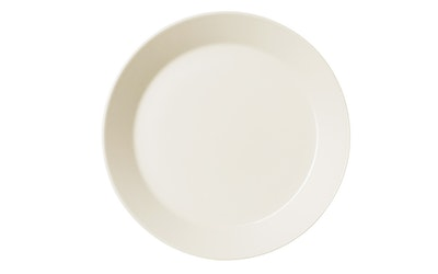 Iittala Teema lautanen 21 cm valkoinen