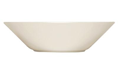 Iittala Teema lautanen syvä 21 cm valkoinen
