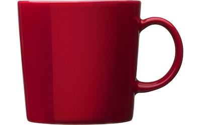 Iittala Teema muki 0,3 l punainen