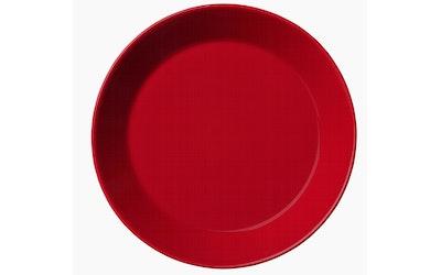 IittalaTeema lautanen 17 cm punainen
