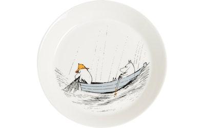 Arabia Muumi Alkuperää kunnioittaen lautanen 19 cm