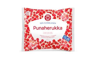 Pakkasmarja punaherukka 200g suomalainen