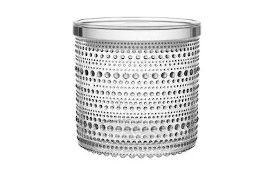 Iittala Kastehelmi purkki 116 x 114 mm kirkas