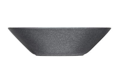 Iittala Teema lautanen syvä 21 cm duo harmaa