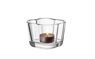 Iittala Aalto kynttilälyhty 60 mm kirkas