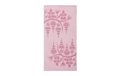Iittala Taika kylpypyyhe 70 x 140 cm Siimes roosa - kuva