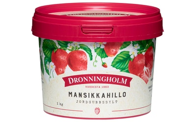Dronningholm Mansikkahillo 1 kg
