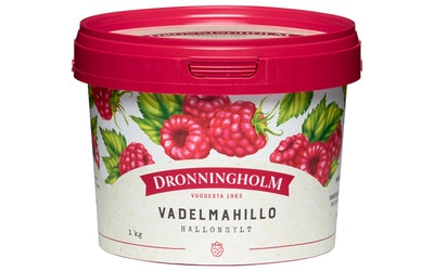 Dronningholm Vadelmahillo 1 kg