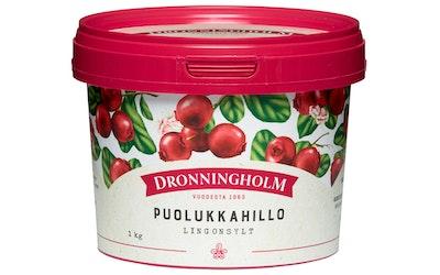 Dronningholm Puolukkahillo 1 kg