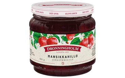 Dronningholm Mansikkahillo 440g