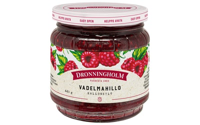 Dronningholm Vadelmahillo 440g