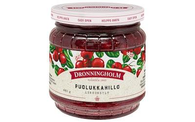 Dronningholm Puolukkahillo 440g