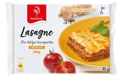 Saarioinen Lasagne 300 g