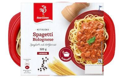 Saarioinen spagetti bolognese 320g