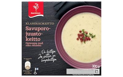 Saarioinen Savuporo-juustokeitto 300 g