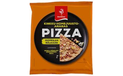 Saarioinen Kinkku-homejuusto-ananaspizza 300 g