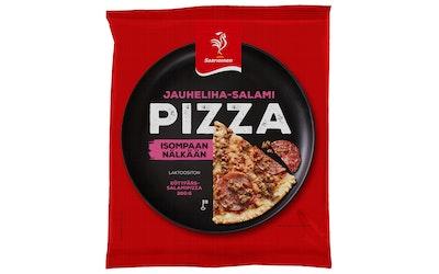 Saarioinen Jauheliha-salamipizza 300 g