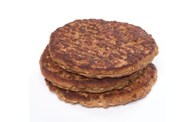 Saarioinen väh33x n115g 4kg pekoninen jauhemaksapihvi kypsä pakaste