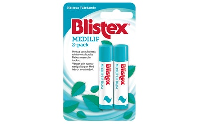 Blistex huulivoide 2x4,25g Medilip 2-pack