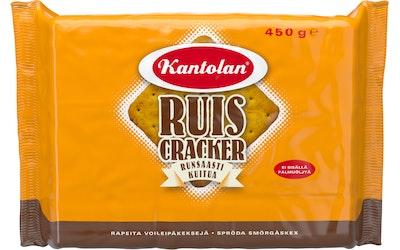 Kantolan Ruiscracker 450g voileipäkeksi