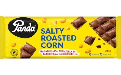 Panda suklaa 145g Salty Roasted Corn