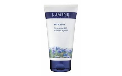 Lumene Basic Blue puhdistusgeeli 150ml