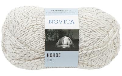 Novita Hohde 100g 011 valkoinen