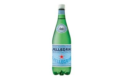 San Pellegrino kivennäisvesi 1l