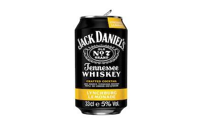 Jack Daniels Lynchburg Lemonade 5% 0,33l