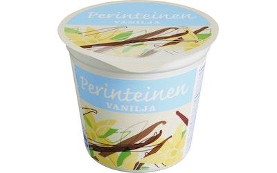 Perinteinen vaniljajogurtti 150 g