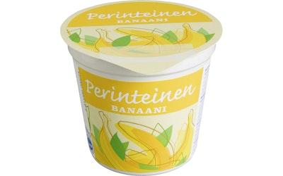Perinteinen banaanijogurtti 150g