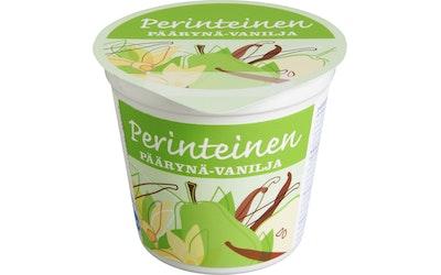 Perinteinen päärynä-vaniljajogurtti 150g